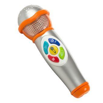 Micrófono karaoke sonidos y meolodías - winfun