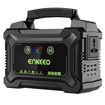 Fuente de alimentación Enkeeo S220 222Wh Poder portátil