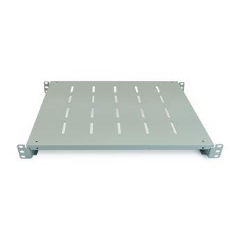 "Bandeja rack  RackMatic19"""" ajustable en profundidad 350 mm 1U blanco"
