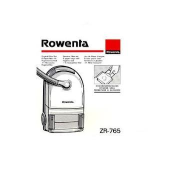 Rowenta ZR765 siuministro y accesorio para aspiradora