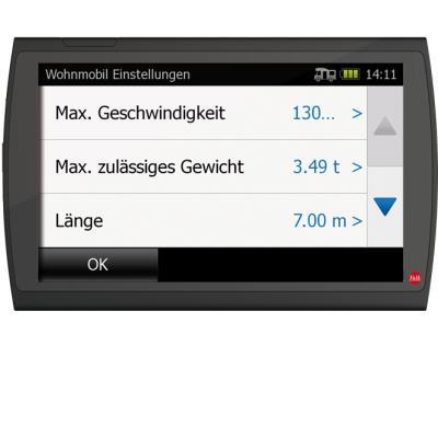 Navegador GPS Falk NEO 640 LMU Camper