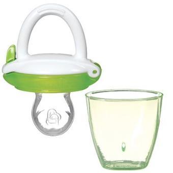 Munchkin Baby Food Feeder Alimentador Seguridad Silicona (varios colores)