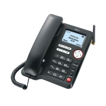 Teléfono Sobremesa Maxcom Mm29d gsm 3g Inalámbrico