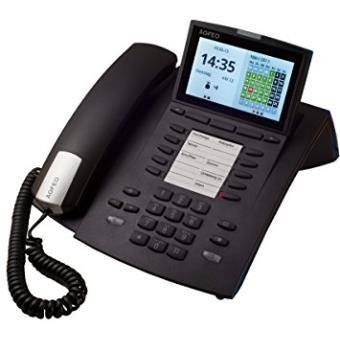 Teléfono ip / Voip Agfeo st 45 ip Wired Handset LCD Negro