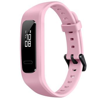 Smartwatch Huawei Band 3e Bluetooth Reloj Deportiva con IP57 Impermeable,Rosa