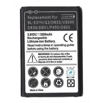 Bateria Interna de Movil Bl-53yh Compatible Para LG D830 Akku Battery