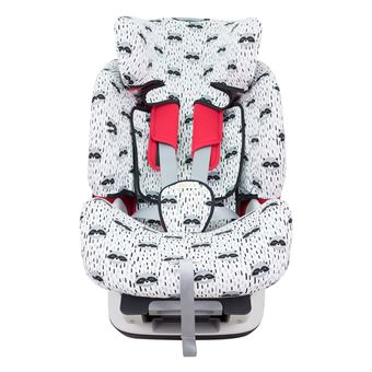 Funda Janabebé para Chicco Seat Up 0, 1, 2  Raccoon