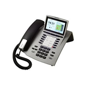 Teléfono ip / Voip Agfeo st 45 ip Wired Handset LCD Plata