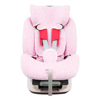 Funda Janabebé para Chicco Seat Up 0, 1, 2  Pink Sparkles