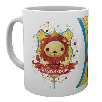 Taza Harry Potter Gryffindor Paint