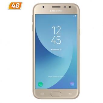 Smartphone Samsung Galaxy J330 j3 2017 oro - 5/12.7cm - cam 13/5mpx - qc 1.4ghz - 16gb - 2gb ram -