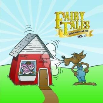 Vol. 1-Fairy Tales kid Stories & Fun