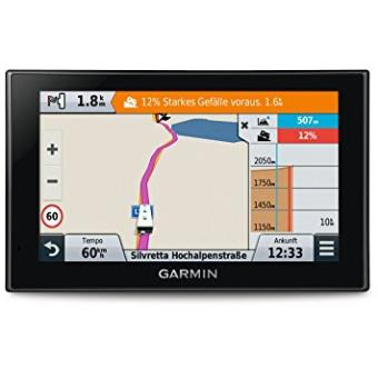 Navegador GPS Garmin Camper 660 Lmt-d Fijo TFT Pantalla Táctil 268g Negro
