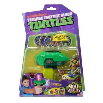 Tortugas Ninja 3397 Pistola Lanza fichas