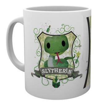 Taza Harry Potter Slytherin Paint