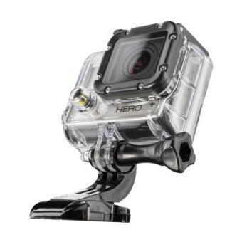 Mantona Mounting Hoop Adapter Set - Kit de adaptadores para soporte de videocámaras GoPro Hero, negro