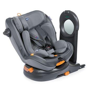 Silla de coche I-Size Chicco Around Bebé Care 2020, Modelo Pearl