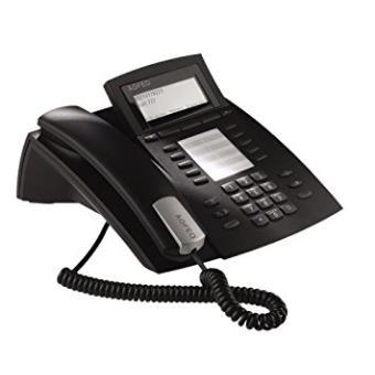 Teléfono ip / Voip Agfeo st 42 ip Terminal con Conexión por Cable Negro