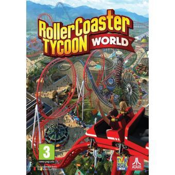 Rollercoaster Tycoon World (pc Dvd) [importación Inglesa]