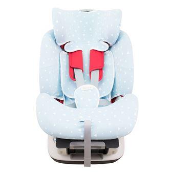 Funda Janabebé para Chicco Seat Up 0, 1, 2  Blue Sparkles