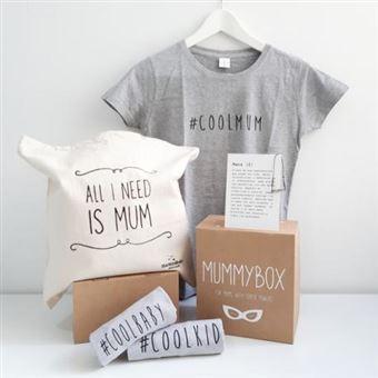 Regalo original para madres - Mummy Box - Tu Bebebox - Femenino