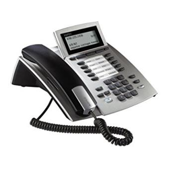 Teléfono ip / Voip Agfeo st 42 ip Terminal con Conexión por Cable Plata