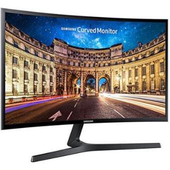 "Samsung C24f396fhu 24"""" Full HD Negro - Monitor (1920 x 1080 Pixeles, Led, Full hd, 1920 x 1080 (hd 1080), 3000:1, Mega Contrast)"