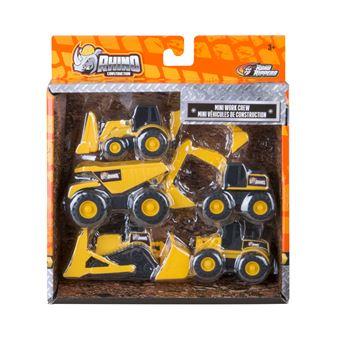 Máquinas de construcción Nikko Toys Mini Machine 5 Pack