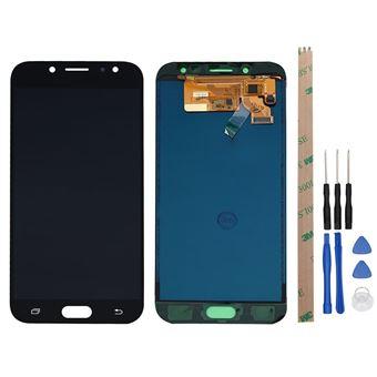 Pantalla Táctil Unico Para Samsung Galaxy J7 Pro 2017 J730G J730 J730 (Monitor LCD Completo) Negro