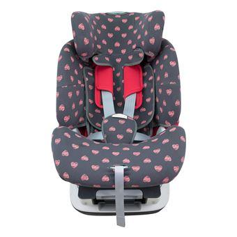 Funda Janabebé para Chicco Seat Up 0, 1, 2  Fluor Heart