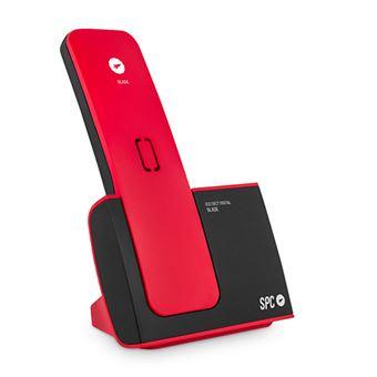 Teléfono inalámbrico dúo SPC Blade 7290 Rojo
