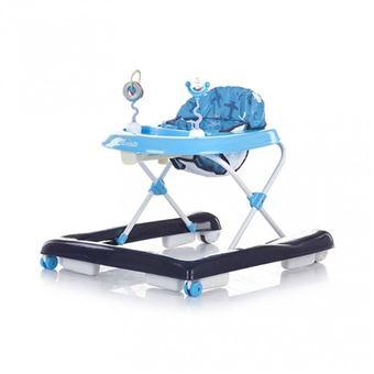Andador Chipolino, Modelo smoothy, Azul planes