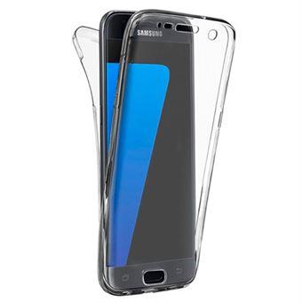 e9e52715234 Funda de Silicona TPU 360 para Samsung Galaxy S7 Edge G935F Case Gel  Completa - Fundas y carcasas para teléfono móvil - Los mejores precios |  Fnac