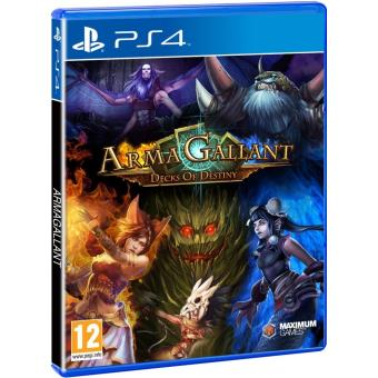 Armagallant: Decks of Destiny (ps4) (playstation 4) [importación Inglesa]