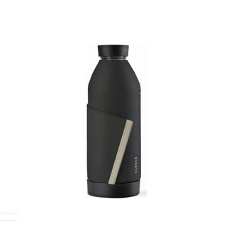 Botella Closca Black/Sand