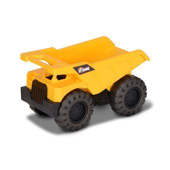 Camión volquete Nikko Toys Building Machine