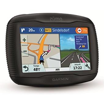 Navegador GPS Garmin Zumo 345lm Fijo 4.3 TFT Pantalla Táctil 270g Negro