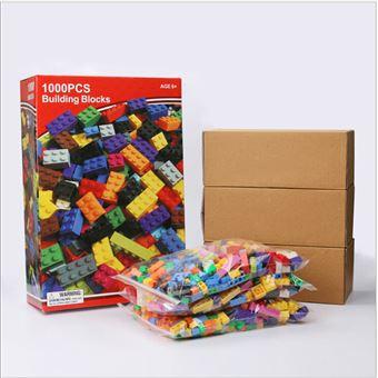 Bloques de construcción DIY creativos y educativos para niños 1000pcs