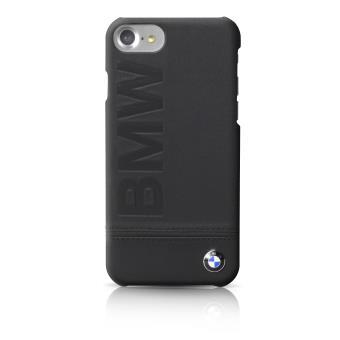 019ad2e14a0 Carcasa Piel Negra Logo Apple iPhone 7 Plus BMW - Fundas y carcasas para  teléfono móvil - Los mejores precios | Fnac