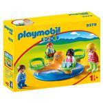 Playmobil 9379 Carrusel. Para niños 1.2.3