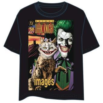Camiseta Joker Comic Portrait, Talla XL