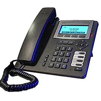 Teléfono ip / Voip Agfeo t 16 sip Terminal con Conexión por Cable 2líneas LCD Negro