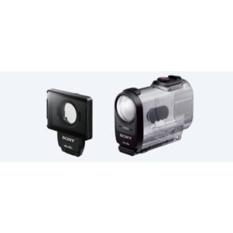 Sony AKA-DDX1K - Puerta para buceo de repuesto para Action Cam FDR-X1000, negro