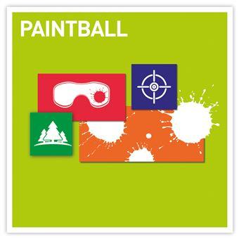 Partida de paintball en Madrid Caja regalo Aventura
