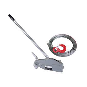 Tensor de cables manual, 1600 kg
