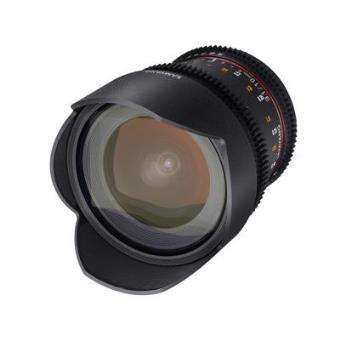 Lente para cámara Samyang 10mm T3.1 VDSLR ED AS NCS CS II