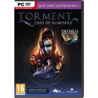 Torment: Tides of Numenera (pc Dvd) [importación Inglesa]
