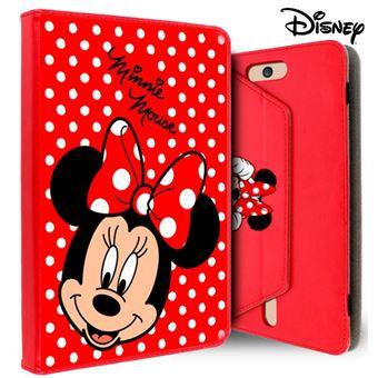 Funda Ebook / Tablet 7 Pulgadas Universal Licencia Disney Minnie Lunares