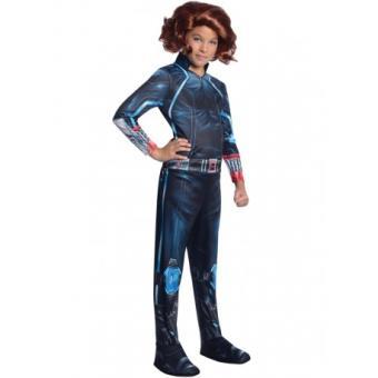 Disfraz Viuda Negra Vengadores: La Era de Ultrón para niña Original - Talla - 8-10 años