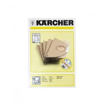 Kärcher Paper Filter Bag 5 pcs. for WD 2.200
